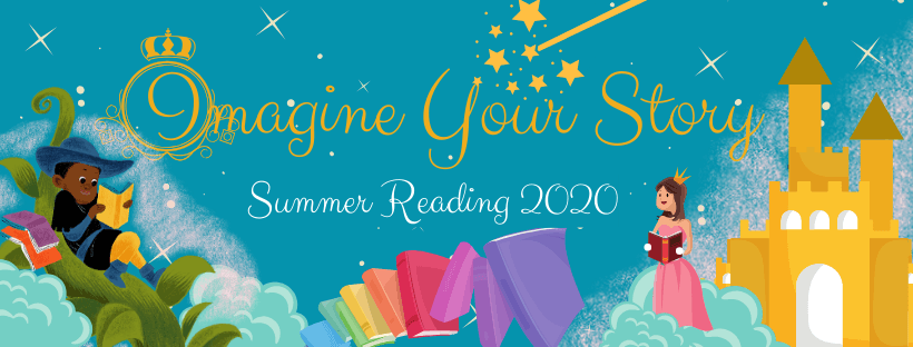 Summer Reading Program Web Banner