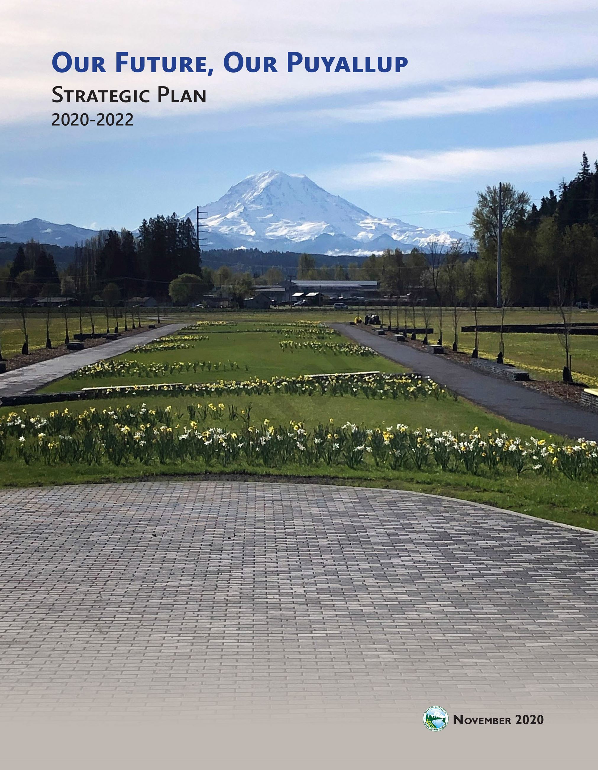 StratPlan Cover Page